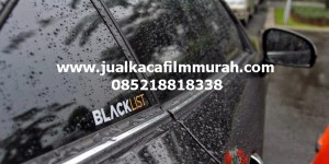 blacklist window film